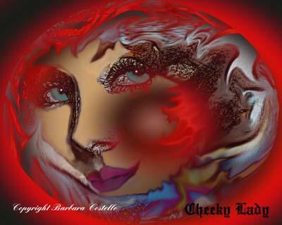 la femme art gallery image
